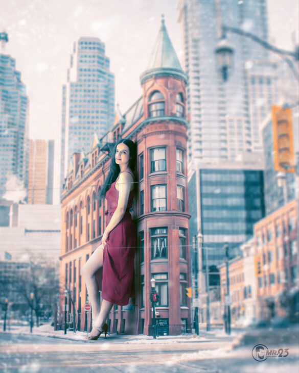 Giant Photo Manipulation tutorial