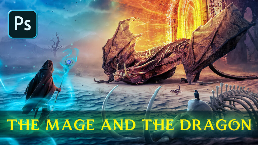 The Mage and The Dragon